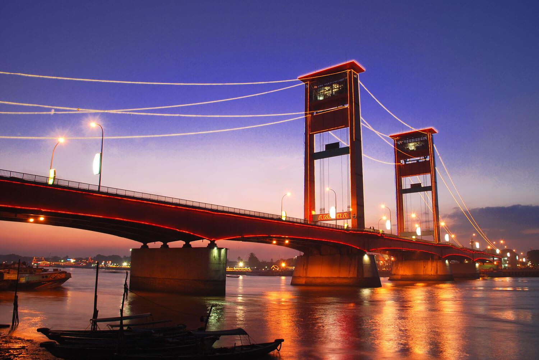 Daddys Takoyaki jembatan ampera palembang