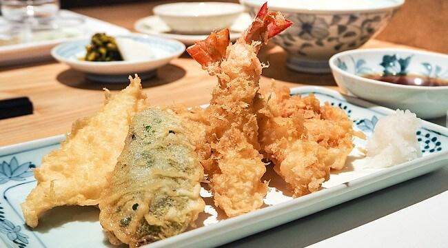 menu tempura daddys takoyaki