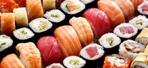sushi dan sashimi daddys takoyaki