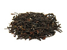 very black tea