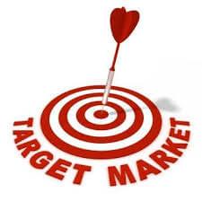 salah target pasar