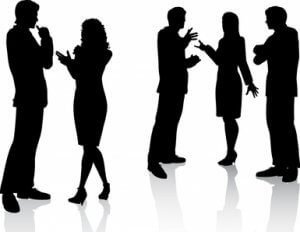 bisnis sukses dengan komunikasi organisasi efektif