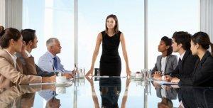 Wanita Sukses dengan Bisnis dan Peluang menjadi Bos