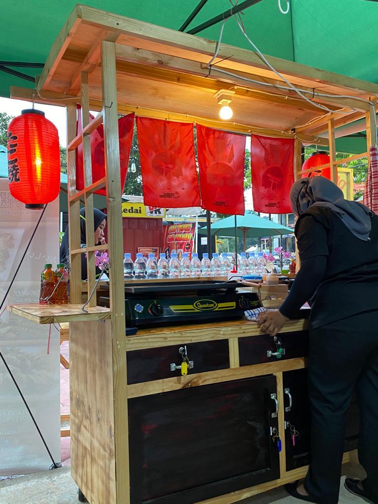 Franchise makanan terlaris di Jabodetabek