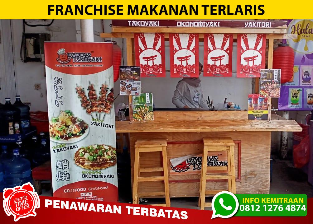 Bisnis Franchise Makanan Yang Menjanjikan Di Banten