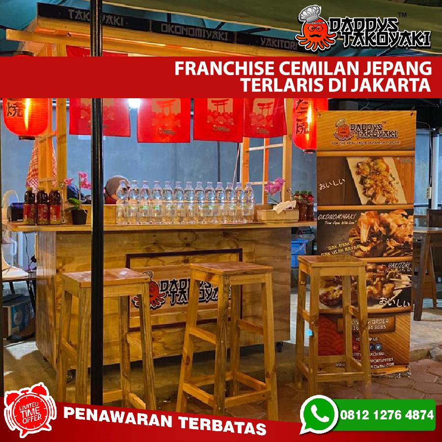 Usaha Bisnis Kemitraan Makanan Yang Menjanjikan di Jakarta